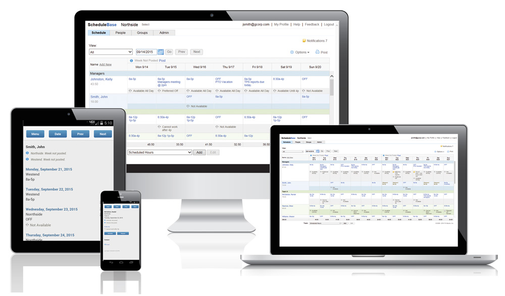 Employee Scheduling Software for Small Businesses