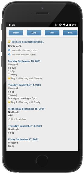online schedule maker for scheduling employees